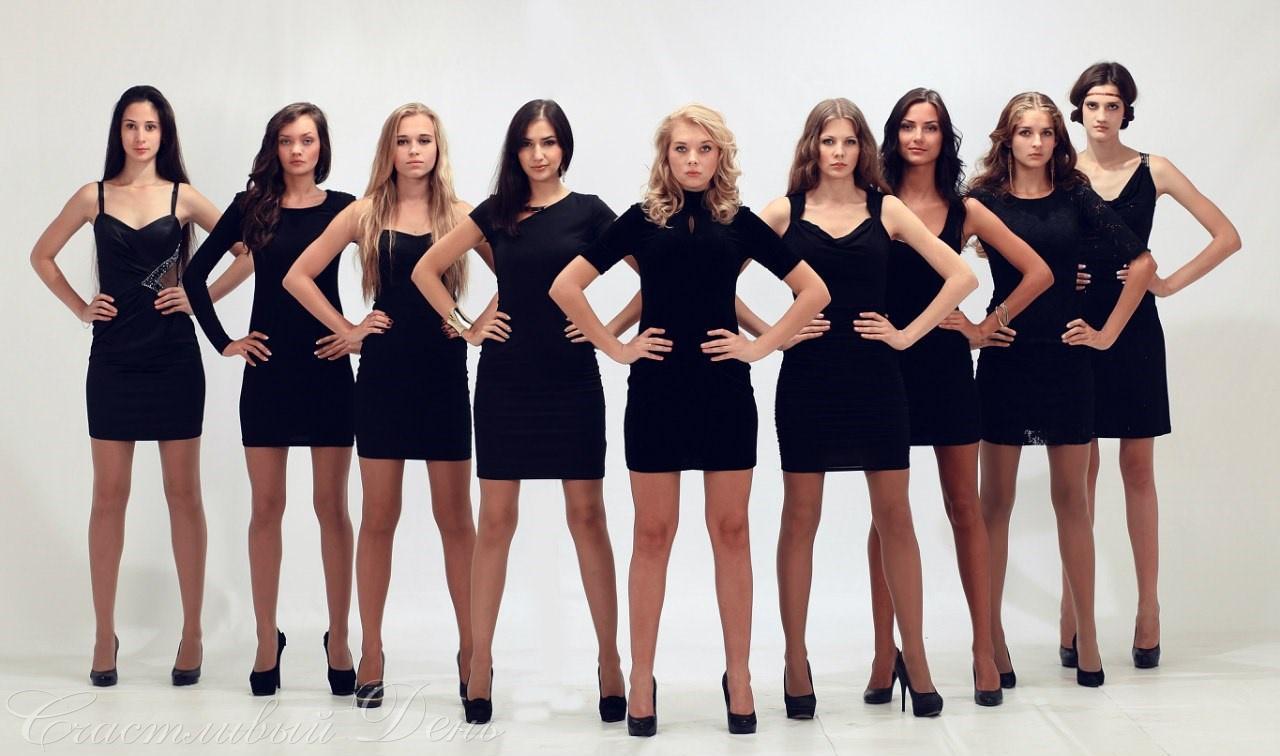 фото девушки модели