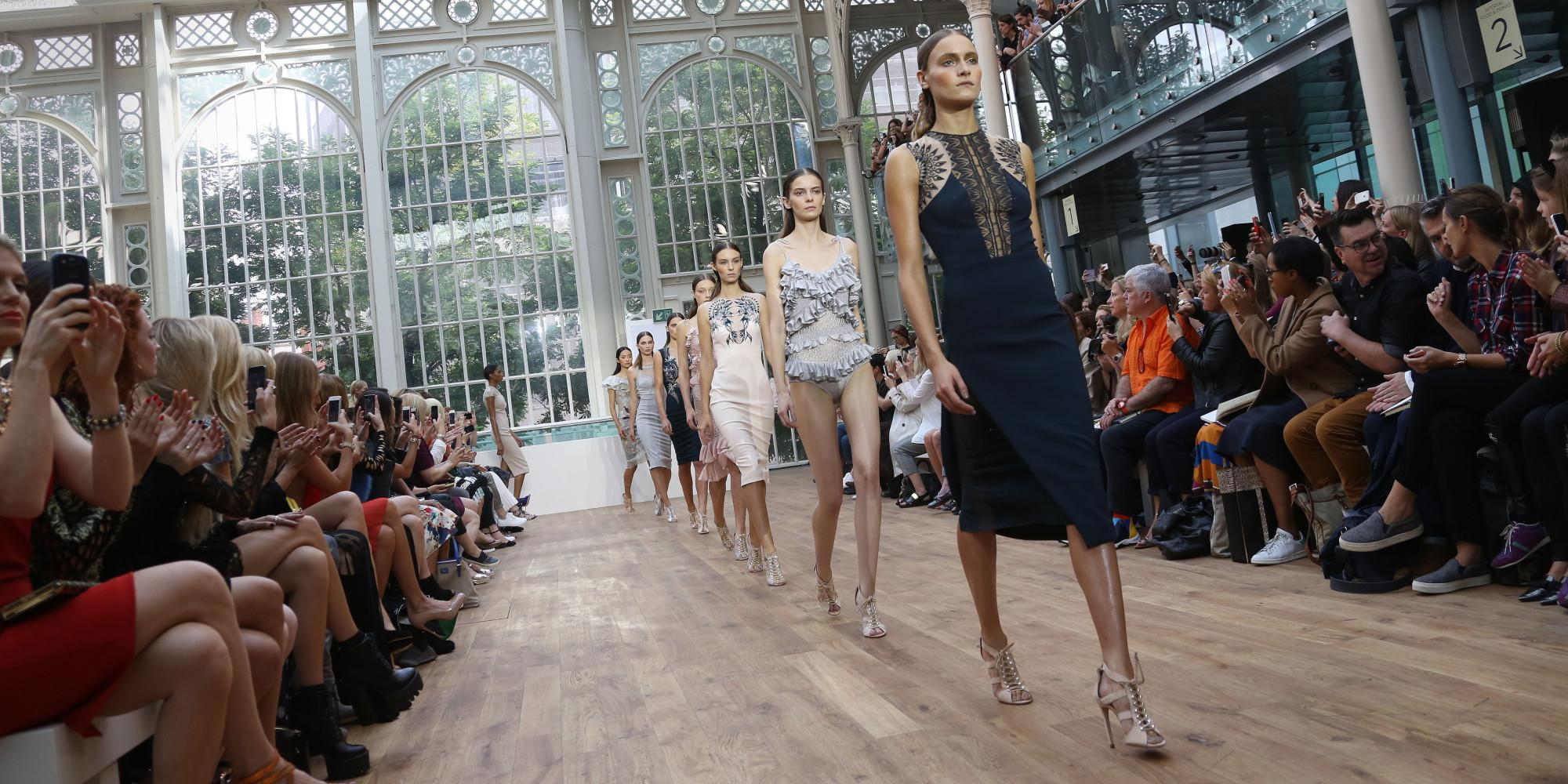 British fashion council london week 26