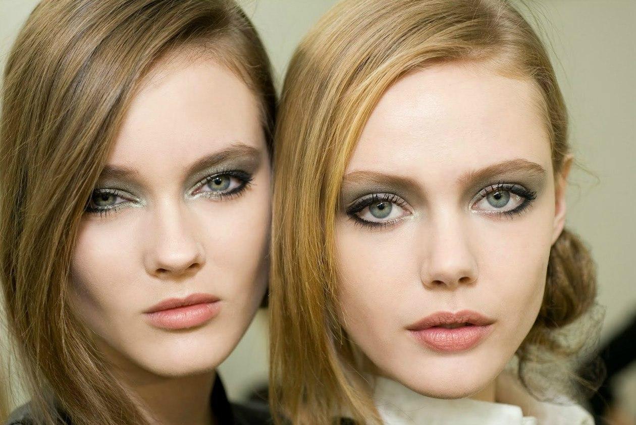 Какой нужен макияж светло русым