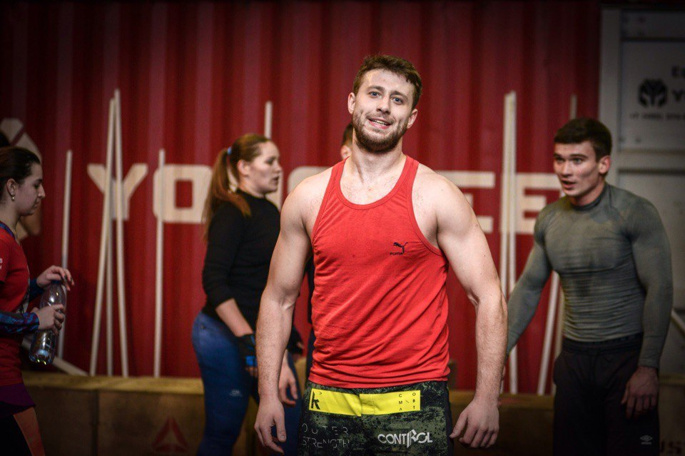Никита Егоров