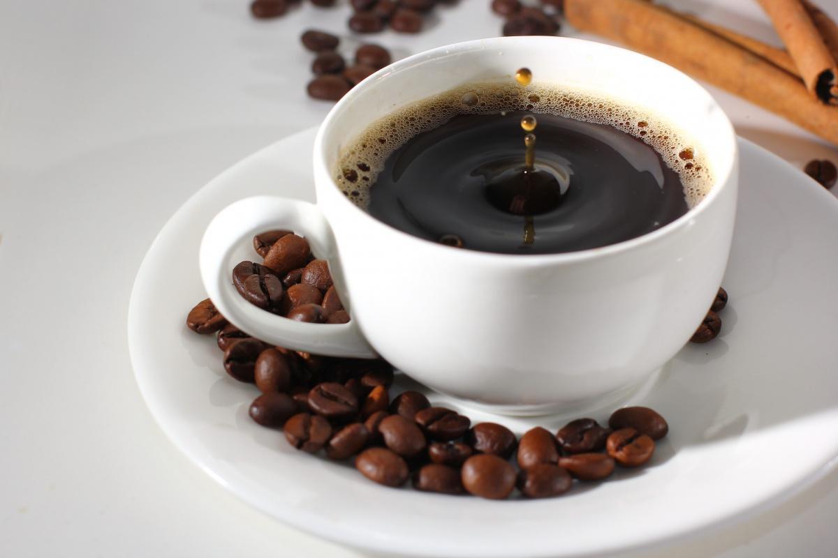 Реклама кофе