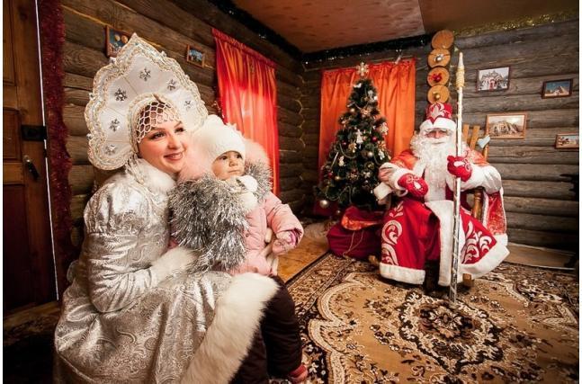 Нужен Дед Морозы и Снегурочки!