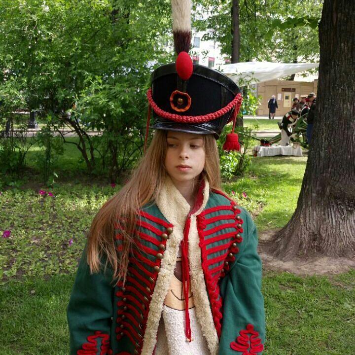 Болотникова Елизавета