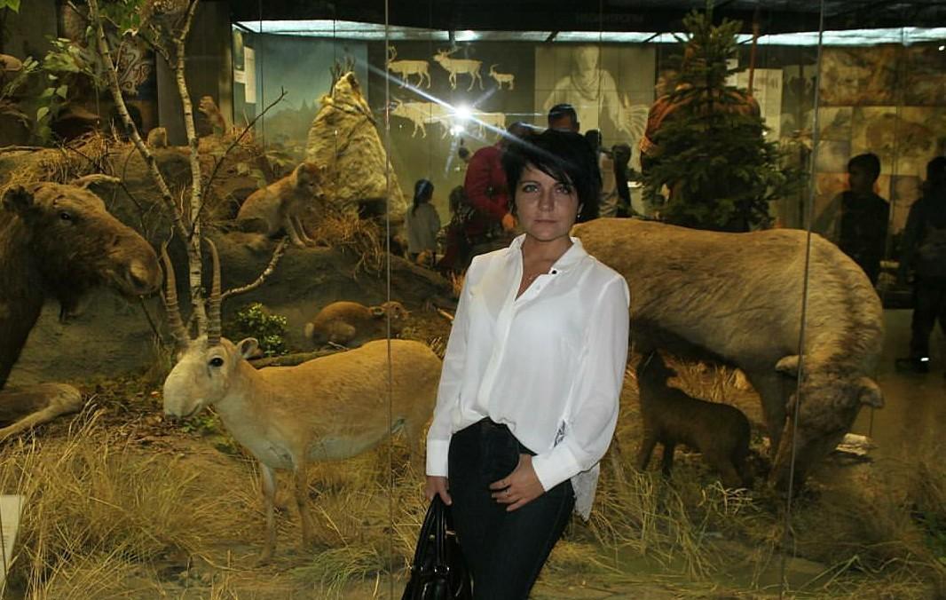 Донскова Татьяна