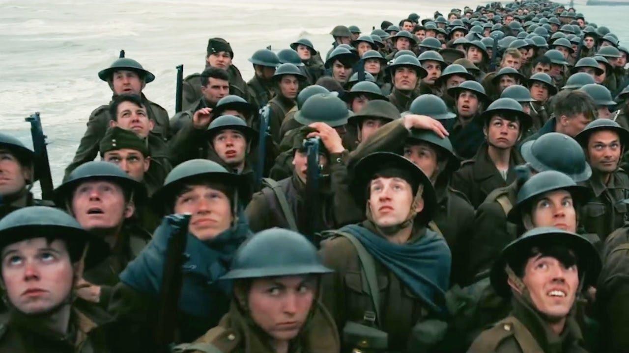 Художественный фильм про войну