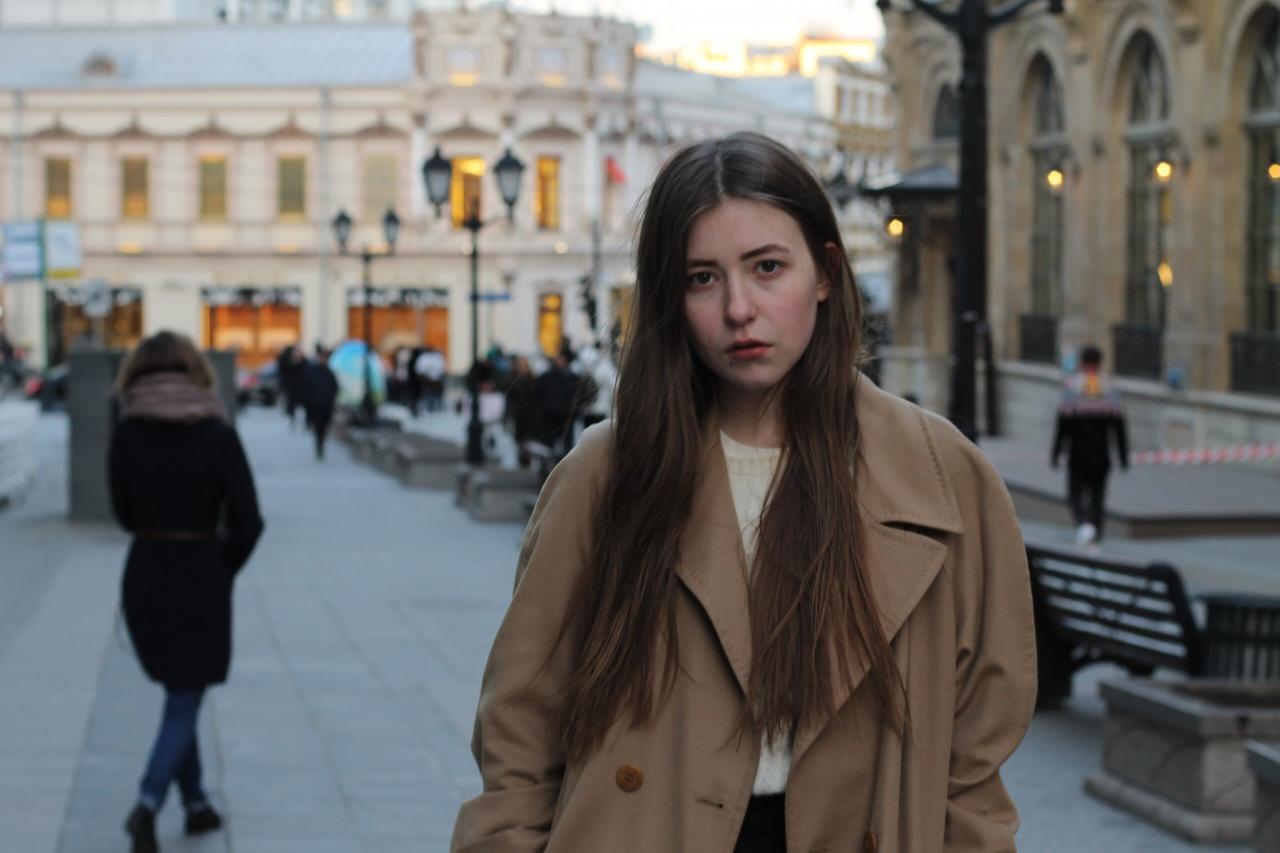 Листратова Ксения