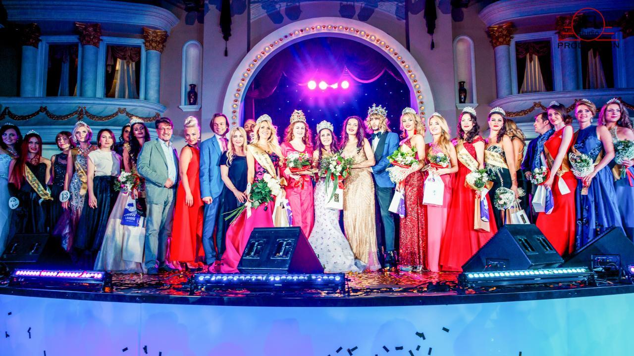 Кастинг на  отборочный тур Миссис Москва и Подмосковье Россия-Вселенная