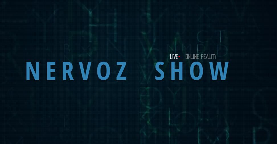 "05.03 ""Nervoz Show"" интернет-реалити / Гонорар от 75 000/ М•Ж 18-35 лет"