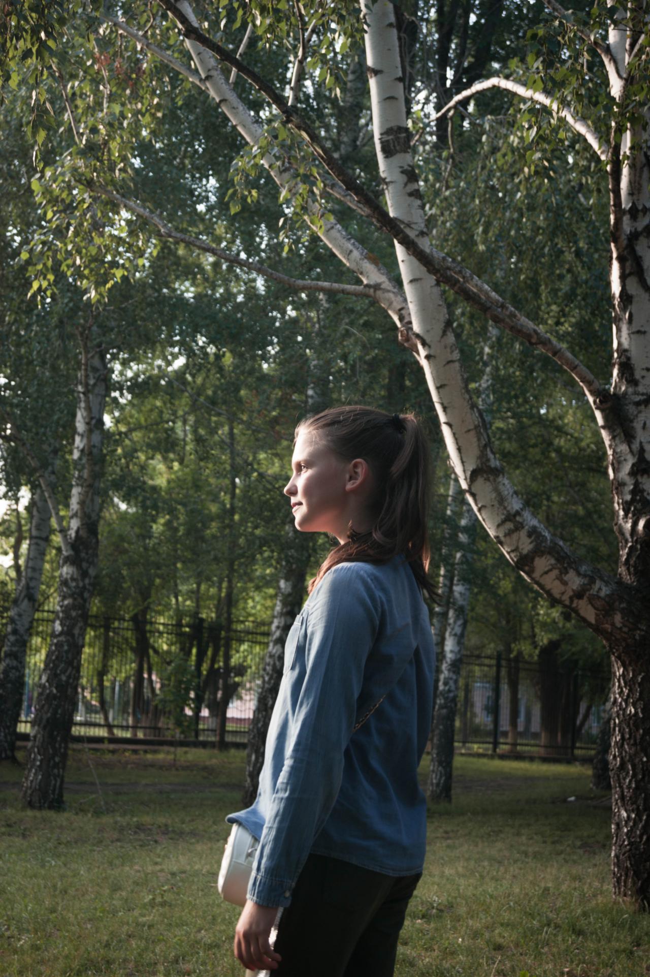 Ломовцева Олеся