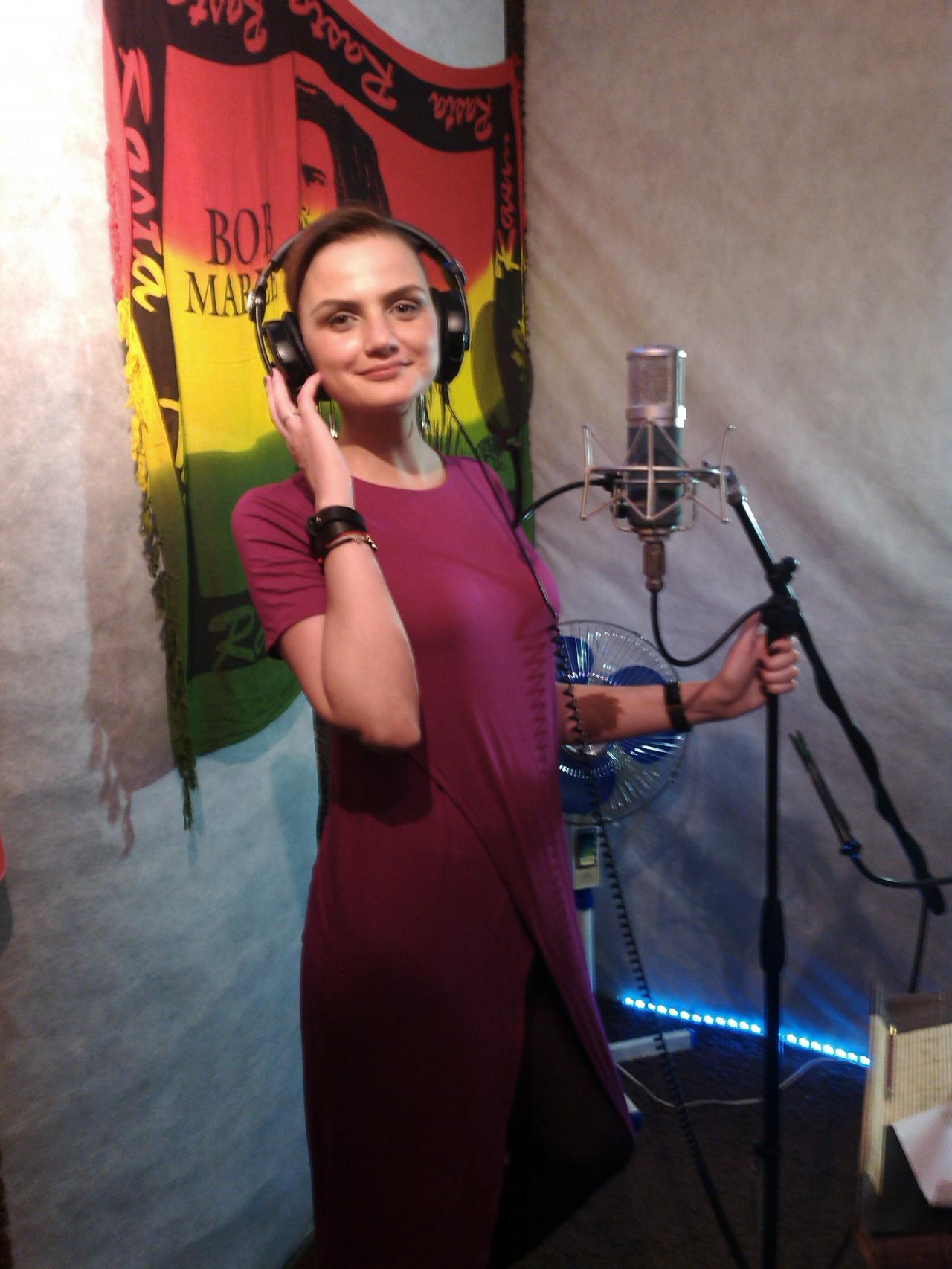 Приглашаем на запись аудио-портфолио актёров, актрис, дикторов.