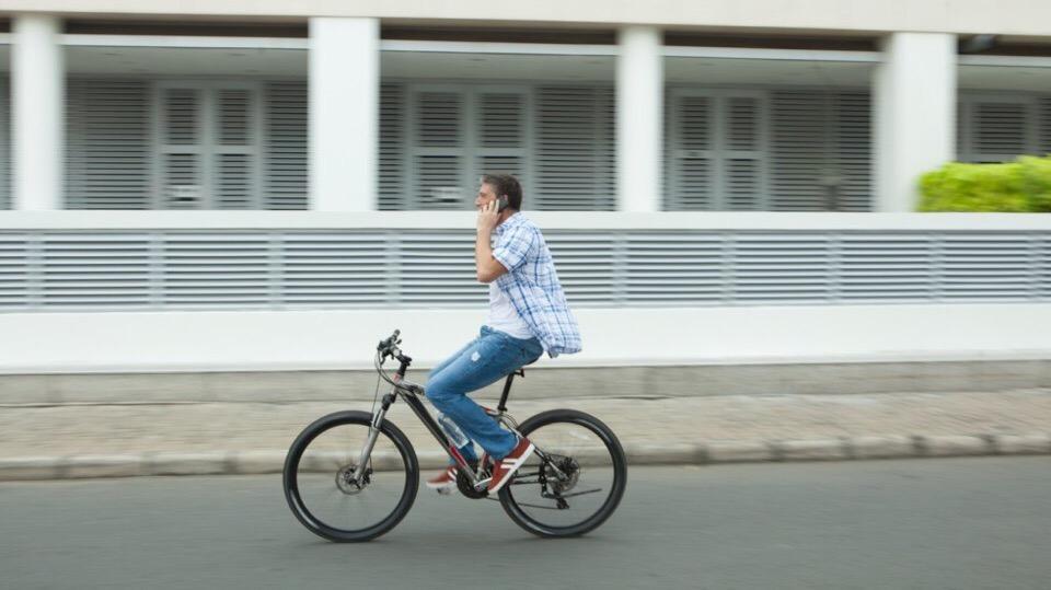 На 16 октября нужен Велосипедист