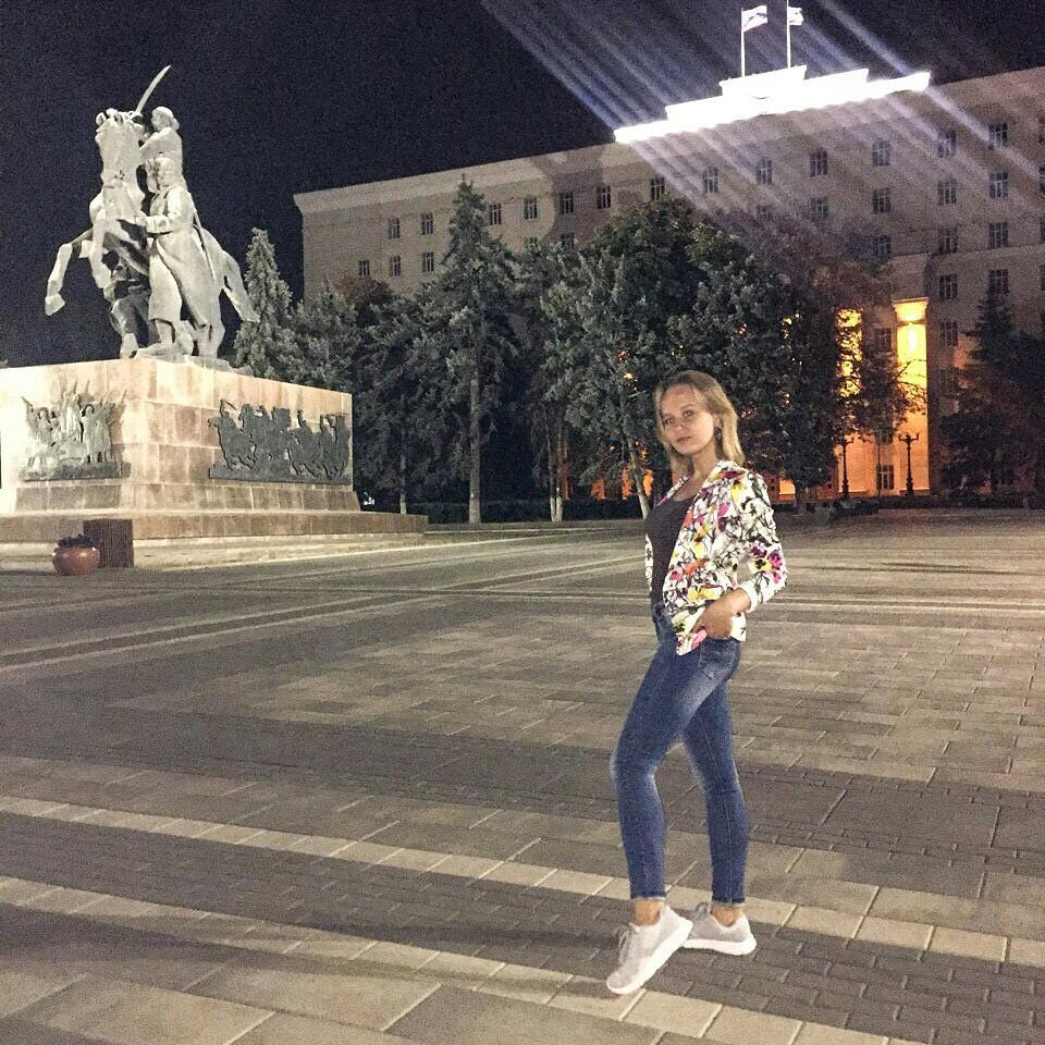 Тихомирова Ольга