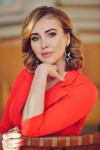 Виктория Любенко