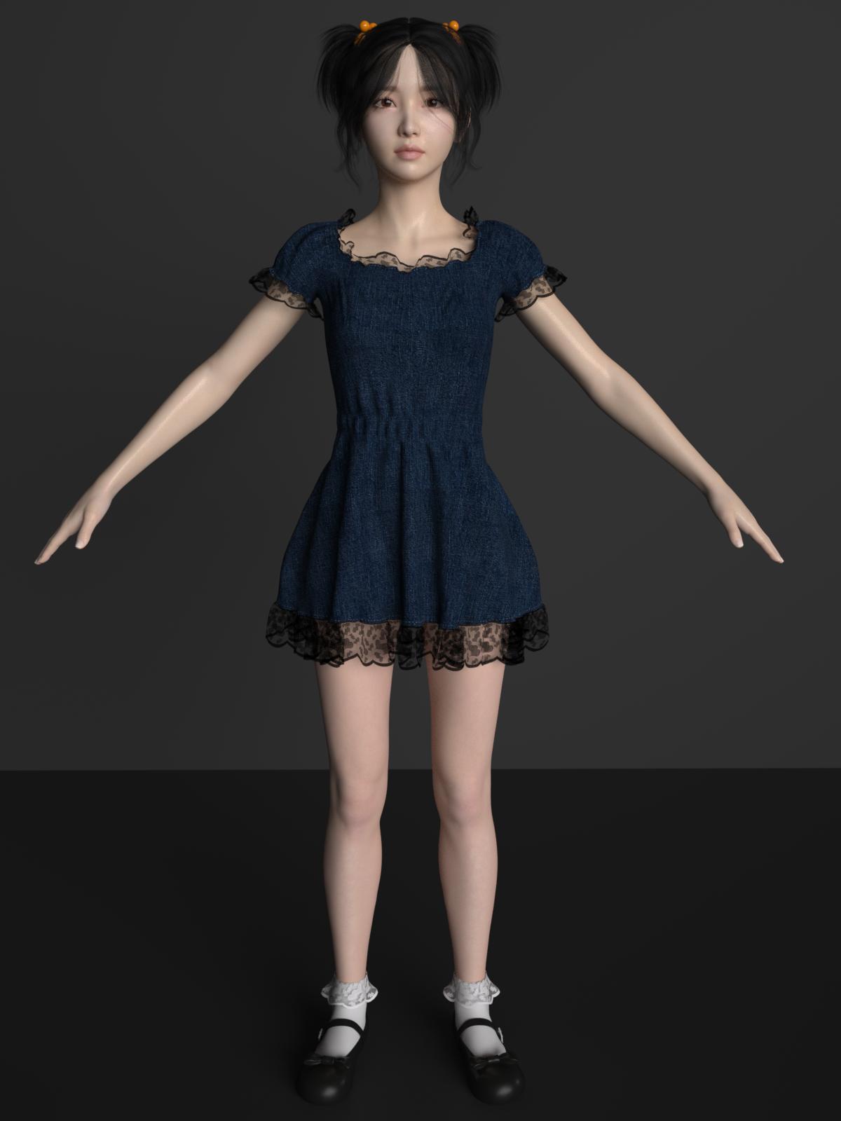Ищу девушку для кастинга 3д модели в игру!