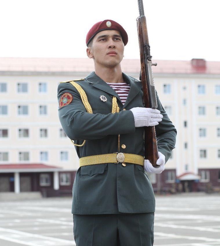 Ержанов Газрет