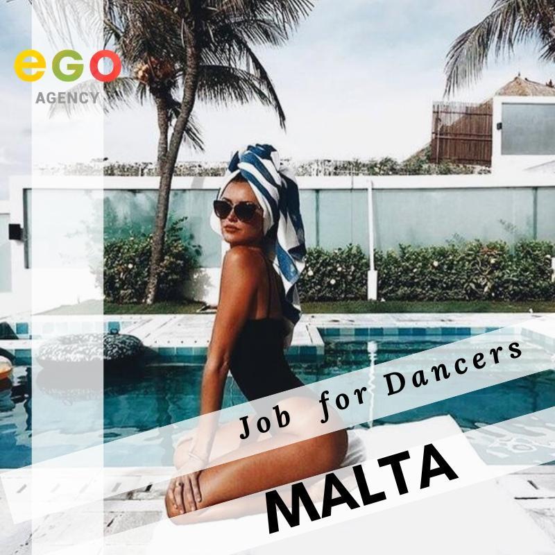 Работа для девушек на Мальте