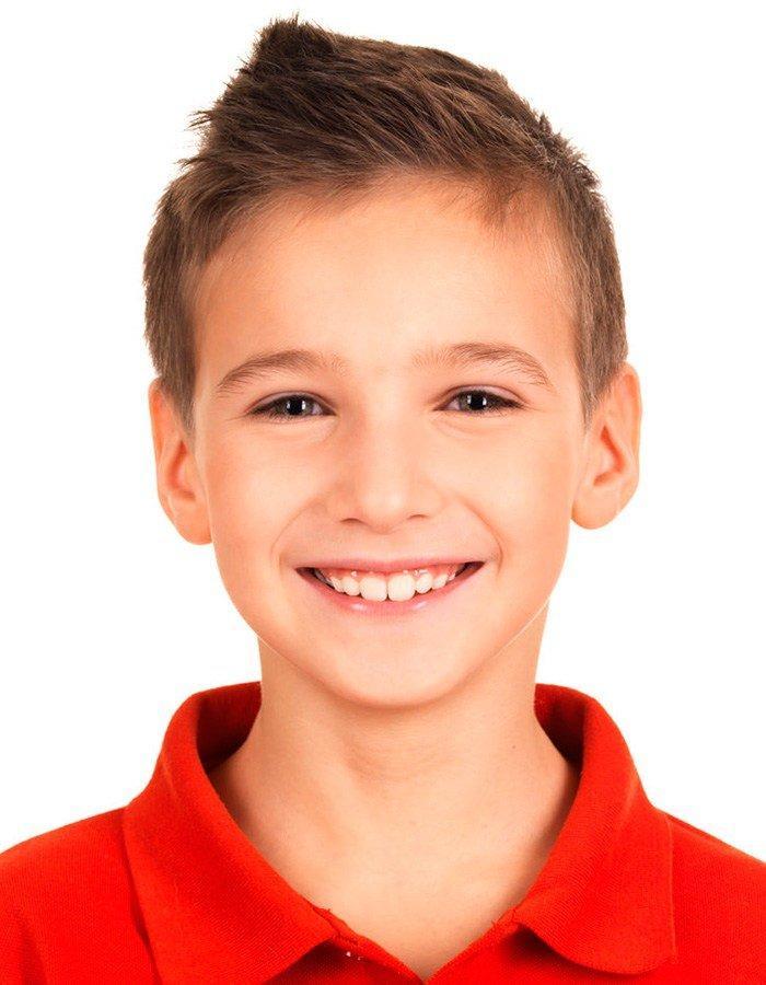Мальчик 8-12 лет