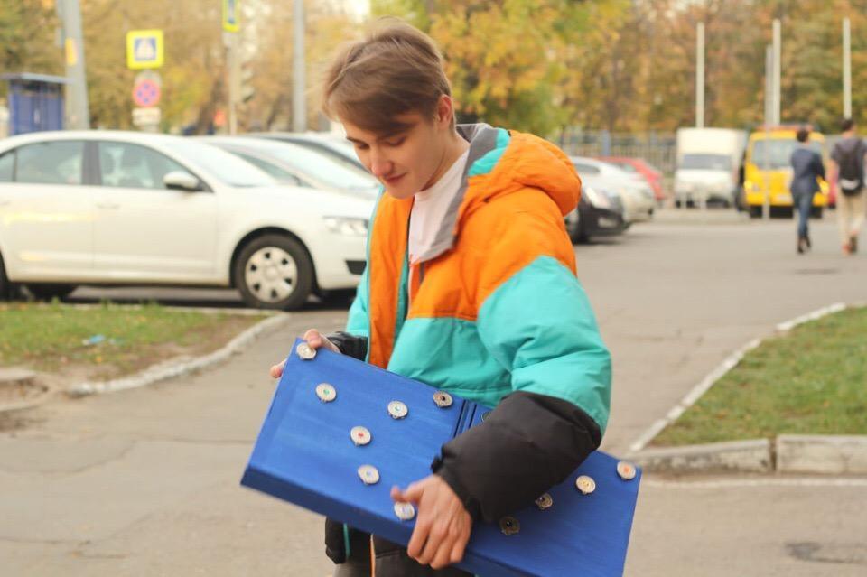 Башмаков Кирилл