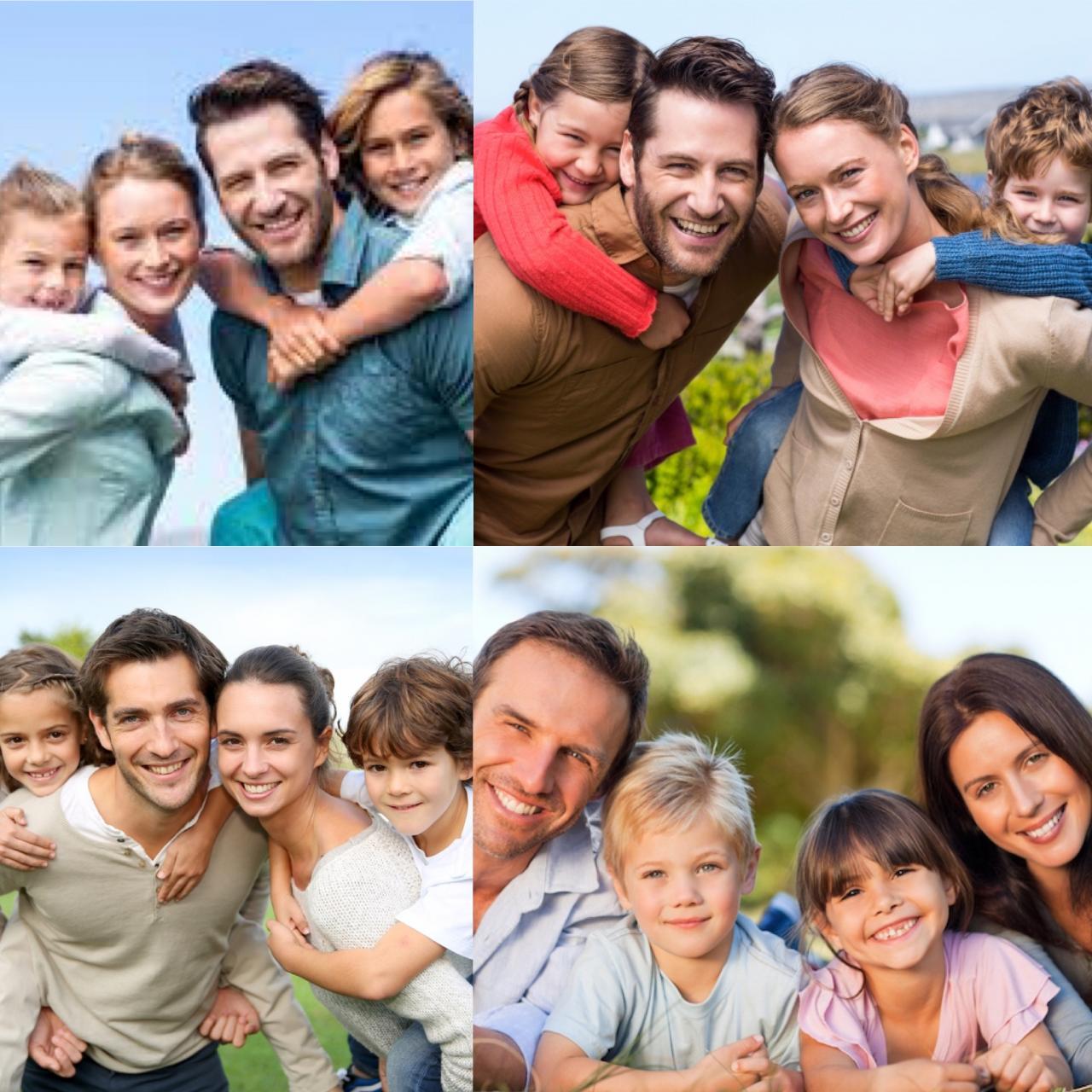 Семья, 18 октября, мужчины, женщины, дети, 1500р