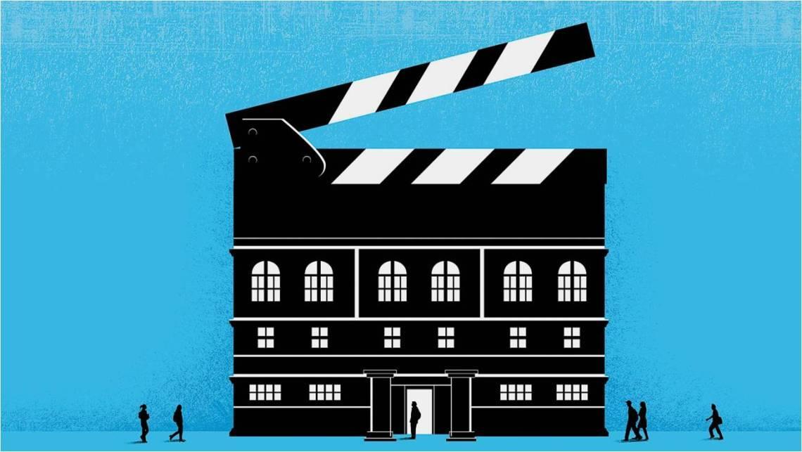 """Тренинг """"Работа с актером в кино». Киношкола «Свободное кино»"""