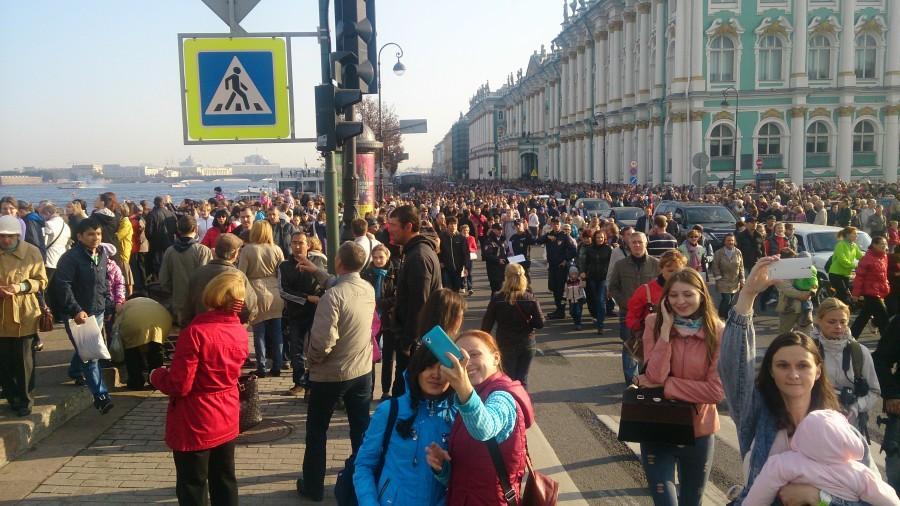 Санкт-Петербург! Общественный контроль. Требуются люди!