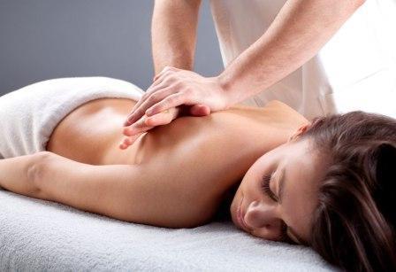 14 марта, женщины на массаж