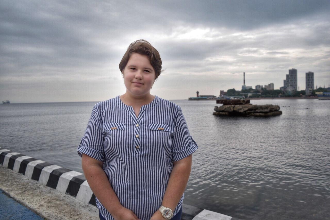 Пономарчук Ангелина
