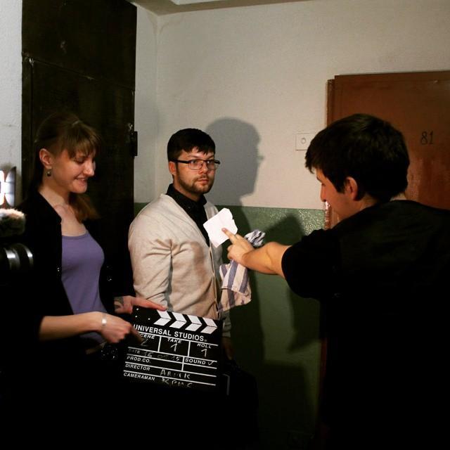 Набираем актеров на кинофестивальные проекты