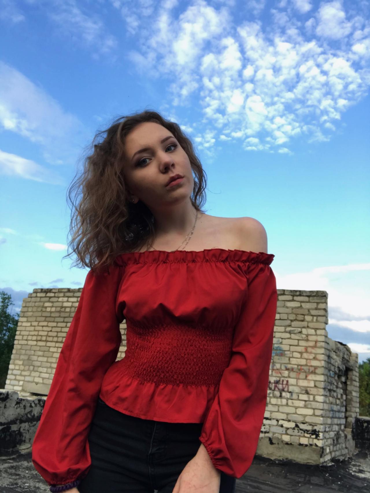Передриенко Анастасия