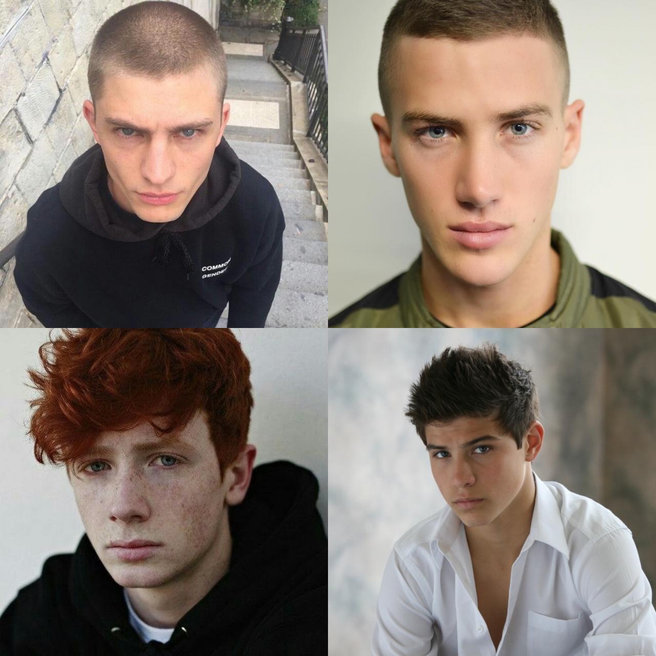 Парень 16-19 лет