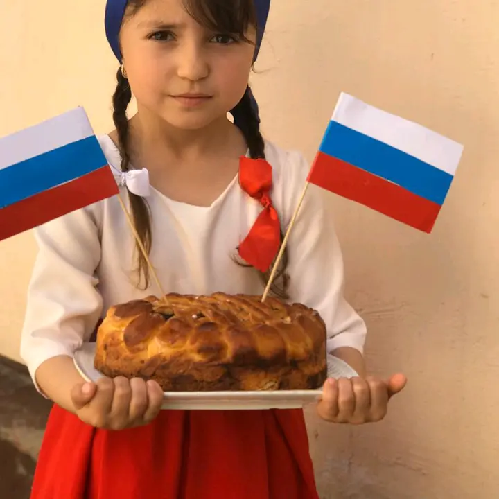 Шабазова Анашка