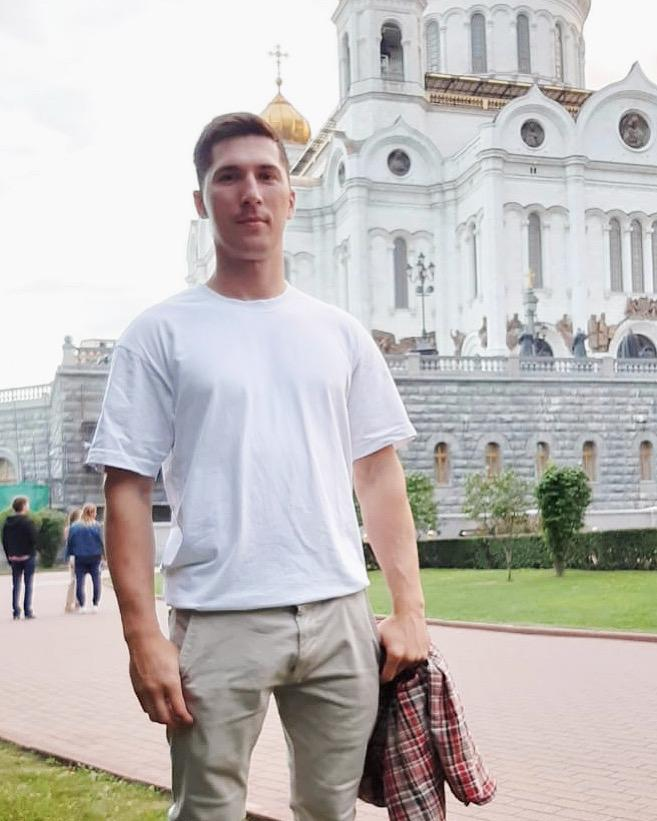 Алымов Алексей