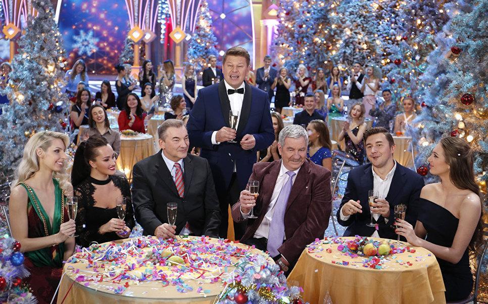 """29,30, ноября,1,2,3,4 декабря Новогодняя музыкальная программа """"Голубой Огонек"""" приглашает зрителей на съемки"""