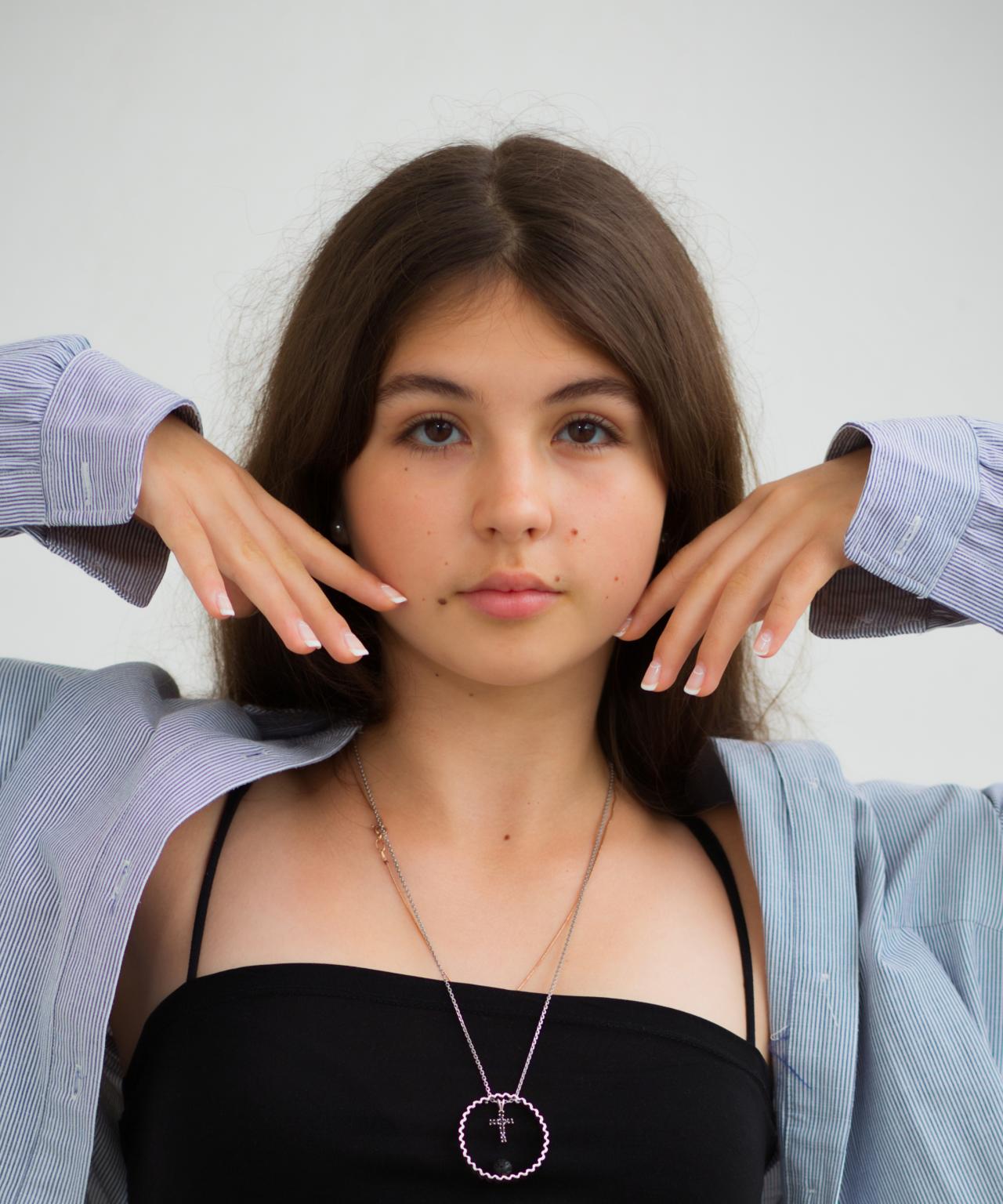 Вострикова Анастасия