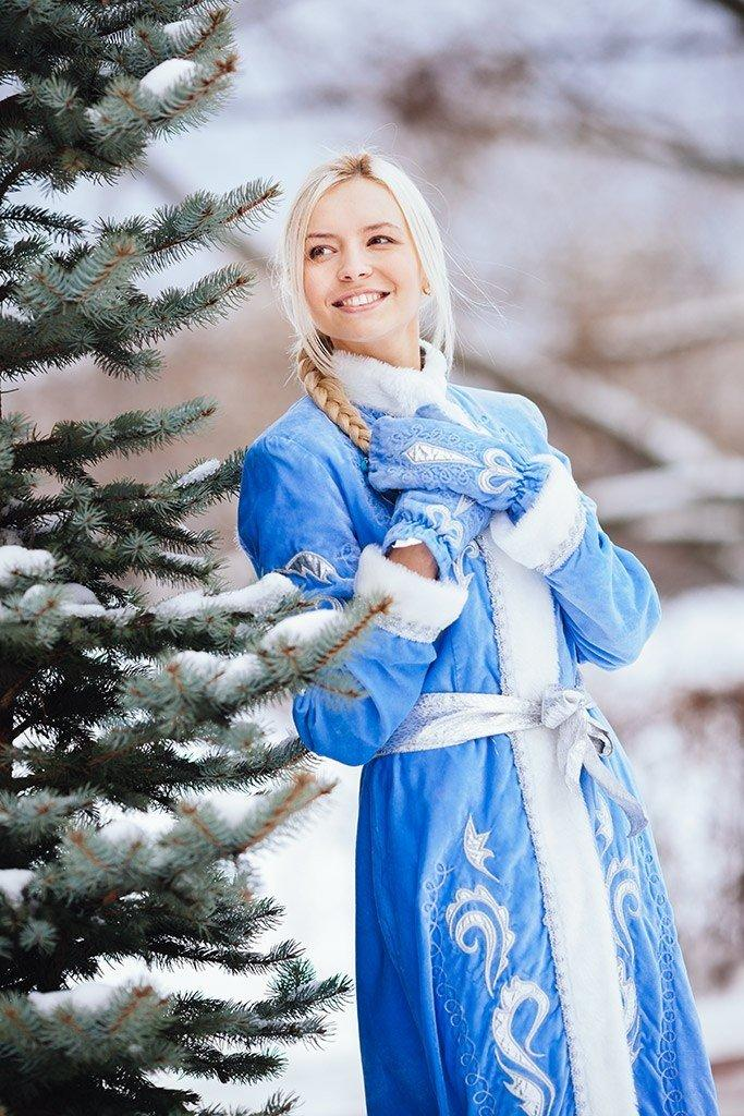 "Открыт набор моделей на кастинг Снегурочек \""Fashion\"" 2020."
