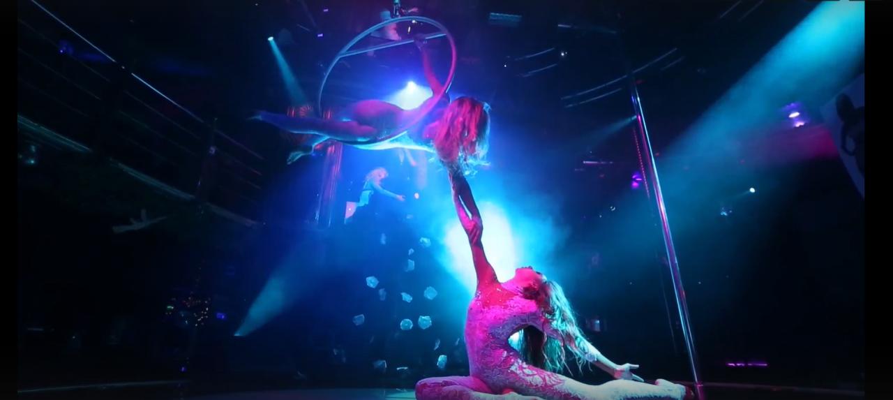 В элитный ночной клуб Москвы требуются Танцовщицы