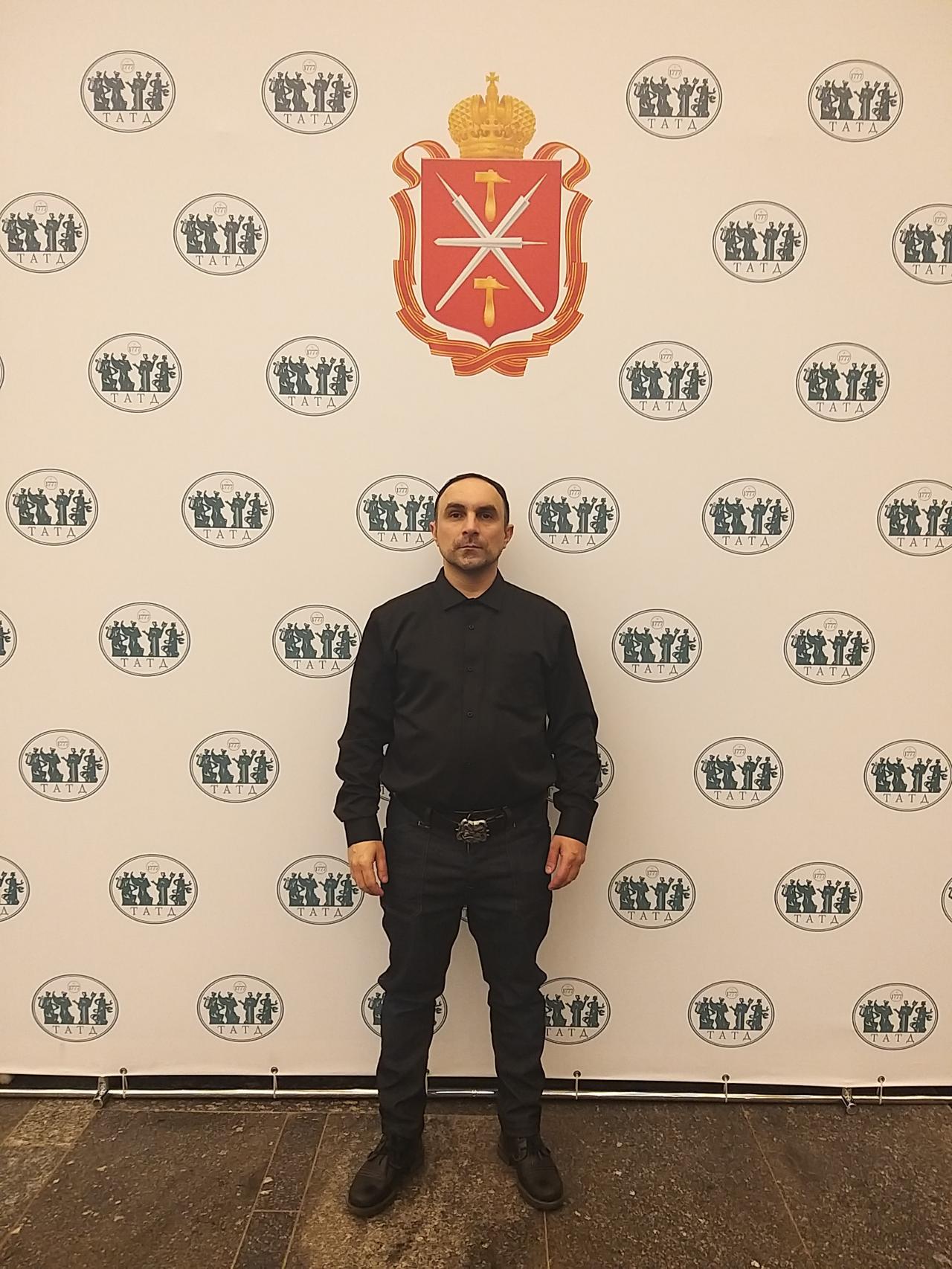 Волков Роман