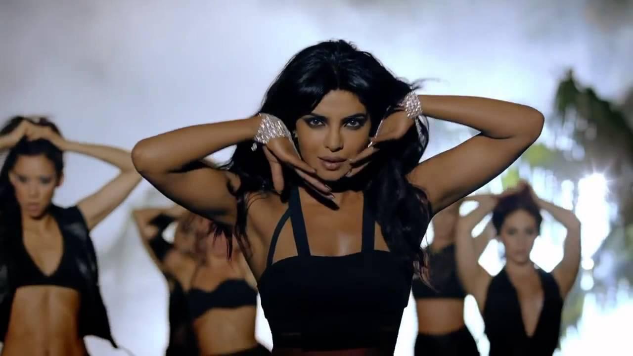 Съемка индийского музыкального клипа